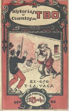 HISTORIAS Y CUENTOS DE TBO, Nº. 53 (Tebeos y Comics - Tebeos Clásicos (Hasta 1.939))