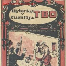Tebeos: HISTORIAS Y CUENTOS DE TBO, Nº. 53. Lote 22319774