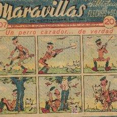 Tebeos: MARAVILLAS : BIBLIOTECA DE FLECHAS Y PELAYOS (FET Y JONS) ORIGINALES LOTE. Lote 26288610