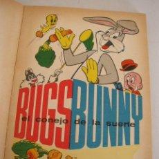 Tebeos: BUGS BUNNY, EL CONEJO DE LA SUERTE.-EDC. LAIDA-1967 TALLERES DE EDT. FHER.BILBAO. VER FOTOS.. Lote 22198238