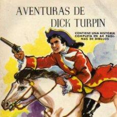 Tebeos: COLECCION CANGURITO Nº 5 AVENTURAS DE DICK TURPIN. Lote 4352374