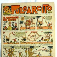 Tebeos: PULGARCITO, Nº 724. Lote 14869902