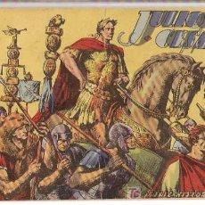 Tebeos: JULIO CESAR - SERIE HISTORICA- (CUADERNOS DE PINTURA ULTRA) ORIGINAL PRECIOSO. Lote 13532973