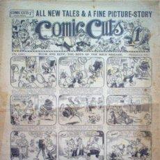 Tebeos: COMIC - COMIC CUTS 1D - Nº 2268 - 4/12/1933 - THE AMALGAMATED PRESS - LONDON. Lote 21441463