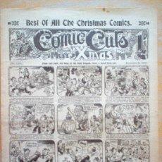 Tebeos: COMIC - COMIC CUTS 1D - Nº 2276 - 30/12/1933 - THE AMALGAMATED PRESS - LONDON. Lote 21441461