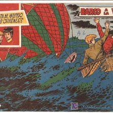 Livros de Banda Desenhada: LA VUELTA AL MUNDO DE DOS CHAVALES Nº 3 ORIGINAL 1959- IMPORTANTE LEER TODO. Lote 15448458