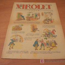 Tebeos: VIROLET Nº 207 (SUPLEMENT IL.LUSTRAT D'EN PATUFET)AÑO 1925. Lote 6546582