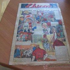 Tebeos: CHICOS Nº 139. AÑO 1940. Lote 10806908