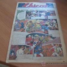 Tebeos: CHICOS Nº 138. AÑO 1940. Lote 10806484