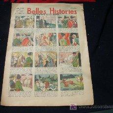 Tebeos: BELLES HISTORIES NUM 9. Lote 8245871