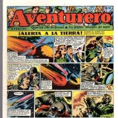 Tebeos: AVENTURERO - SEMANARIO PARA LOS JÓVENES - AÑO I Nº 9 - EDICIONES FUTURO. Lote 19892638