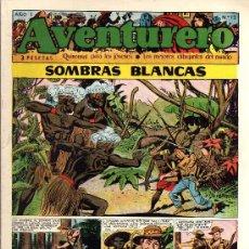 Tebeos: AVENTURERO - SEMANARIO PARA LOS JÓVENES - AÑO I Nº 13 - EDICIONES FUTURO. Lote 19892642