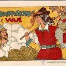 Tebeos: COMPAÑEROS DE VIAJE GERPLA AÑOS 40/50 -- PRECIOSO ORIGINAL. Lote 15580656