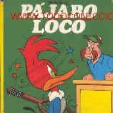 Tebeos: EL PÁJARO LOCO. LAIDA-FHER 1970. Lote 27595262