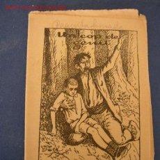 Tebeos: UN COP DE GÉNIT - DE : JORDI CATALÁ - COL. EN PATUFET Nº 541 - IMP. EDUARD I JOSEP SOLÁ. VAL.. Lote 16729844