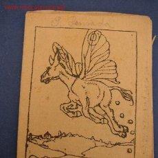 Tebeos: L´ASE VOLADOR DE : MANUEL MARINEL-LO - COL. EN PATUFET Nº 438 - IMP. A. ARTÍS. Lote 16729854