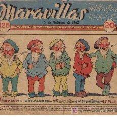 Giornalini: MARAVILLAS. Nº 126. Lote 10659429