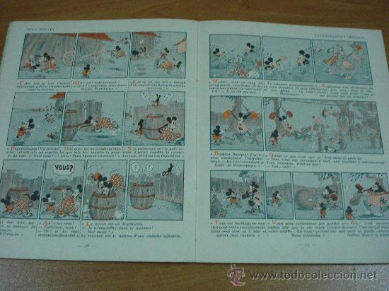 Tebeos: MICKEY BOXEUR. MICKEY Nº 4. 1932. - Foto 4 - 18047913