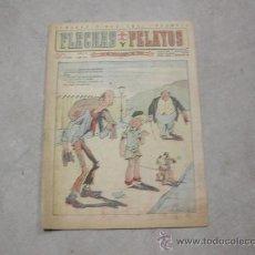 Tebeos: FLECHAS Y PELAYOS. Lote 19773577