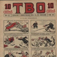 Tebeos: TBO Nº 924. AÑO 1935. Lote 18996349