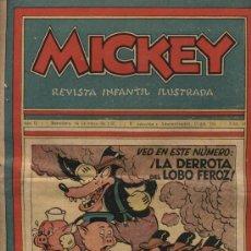 Tebeos - Mickey. Molino. nº 63 - 21153699