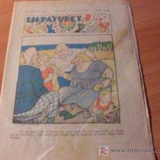 Tebeos: EN PATUFET ( EL CLÀSIC EN CATALÀ ) ANY 1933 Nº 1533. Lote 12738477