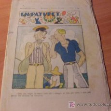 Tebeos: EN PATUFET ( EL CLÀSIC EN CATALÀ ) ANY 1933 Nº 1540. Lote 12738486