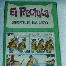 Tebeos: EL RECLUTA - BEETLE, BAILEY - TIRAS COMICAS - SUSAETA 1971- LEER GASTOS VER FOTO. Lote 25977320