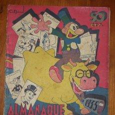 Tebeos: ALMANAQUE POCHOLO, AÑO 1935.. Lote 13787347