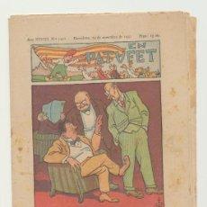 Giornalini: EN PATUFET Nº 1441. AÑO 1931. Lote 14903748