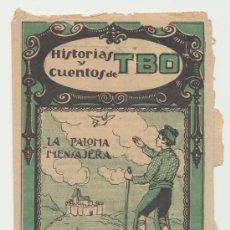 Tebeos: HISTORIAS Y CUENTOS DE TBO Nº 57. Lote 24814202
