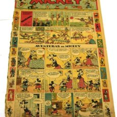 Tebeos: MICKEY Nº 23 TEBEO ED MOLINO 1935. Lote 15263603