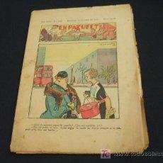 Tebeos: EN PATUFET - 19 OCTUBRE 1935 - NUMERO 1646. Lote 15934215