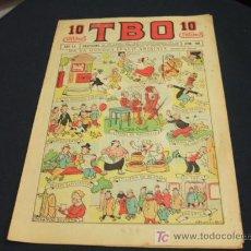 Tebeos: TBO - ORIGINAL PRIMERA EPOCA - AÑO XX - NUMERO 984 - 22 ABRIL 1936 - 10 CENTIMOS -. Lote 17164706