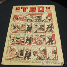 Tebeos: TBO - ORIGINAL PRIMERA EPOCA - AÑO XIX - NUMERO 935 - 10 CENTIMOS -. Lote 25176364
