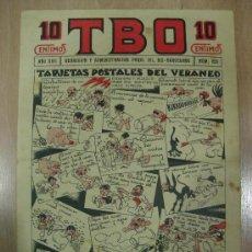Tebeos: T B O 10 CENTIMOS. AÑO XVII. Nº 855. BARCELONA 1928. Lote 16175075