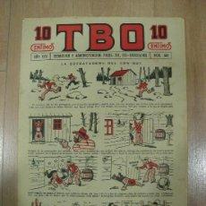 Tebeos: T B O 10 CENTIMOS. AÑO XVII. Nº 840. BARCELONA 1928. Lote 17622409