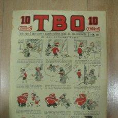 Tebeos: T B O 10 CENTIMOS. AÑO XVIII. Nº 882. BARCELONA 1928. Lote 16175176