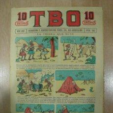 Tebeos: T B O 10 CENTIMOS. AÑO XIX. Nº 948. BARCELONA 1928. Lote 16175203