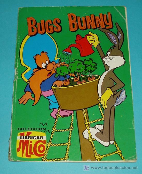 BUGS BUNNY. COLECCIÓN LIBRIGAR Nº 150 . EDIT. FHER. 1981 (Tebeos y Comics - Tebeos Otras Editoriales Clásicas)