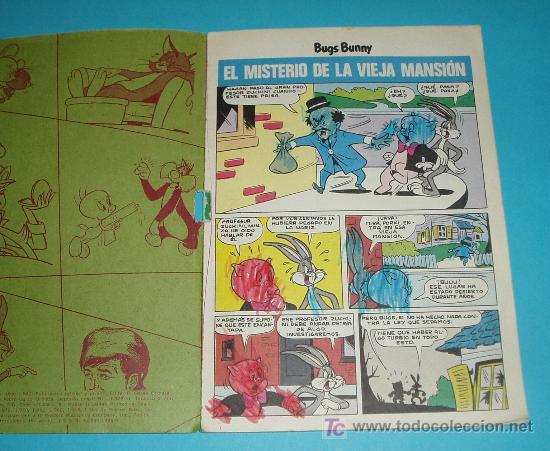 Tebeos: BUGS BUNNY. COLECCIÓN LIBRIGAR Nº 150 . EDIT. FHER. 1981 - Foto 2 - 22863285