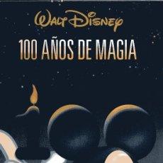 Tebeos: TAPAS 100 AÑOS DE MAGIA (WALT DISNEY). Lote 18578844