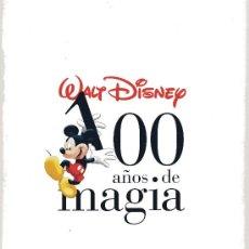 Tebeos: 100 AÑOS DE MAGIA (WALT DISNEY) CUADERNILLO PÁGINAS 85 A 96). Lote 18579053