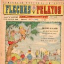 Tebeos: COMIC SEMANARIO NACIONAL FLECHAS Y PELAYOS. NUMERO 334.. Lote 18700636