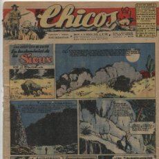Tebeos: CHICOS Nº 406. Lote 18709289