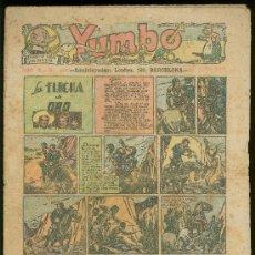 Tebeos: YUMBO. AÑO V. Nº 181. HISPANO AMERICANA DE EDICIONES.. Lote 19274787
