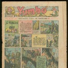 Tebeos: YUMBO. AÑO V. Nº 188. HISPANO AMERICANA DE EDICIONES.. Lote 19274802