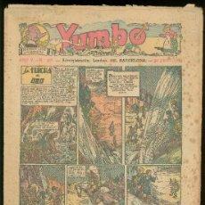Tebeos: YUMBO. AÑO V. Nº 157. HISPANO AMERICANA DE EDICIONES.. Lote 23346592