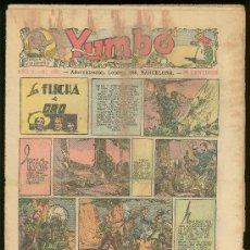 Tebeos: YUMBO. AÑO V. Nº 156. HISPANO AMERICANA DE EDICIONES.. Lote 19274838