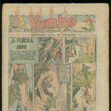 Tebeos: YUMBO. AÑO V. Nº 154. HISPANO AMERICANA DE EDICIONES.. Lote 19274854